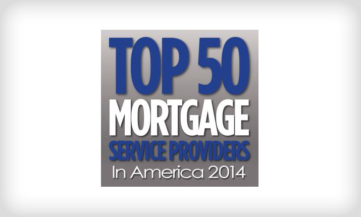 RCN Capital Named a Top 50 Mortgage Service Provider