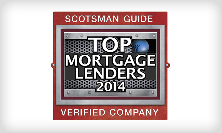 RCN Capital Ranked as One of the Nation's 2014 Top Mortgage Lenders