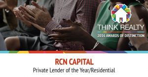 Think Realty Award