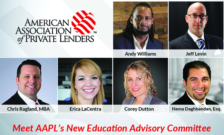 Marketing Manager, Erica LaCentra, Appointed to AAPL Education Advisory Committee